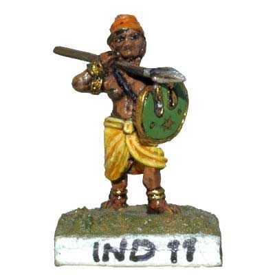 Indian Maiden Guard