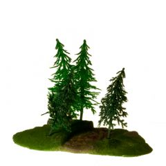 JR3773 Pinetree Stand with Dry Creek