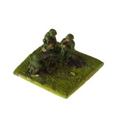 1409 81mm Mortar and Crew