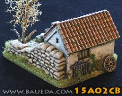 15A02CB Objective Command Post + Base