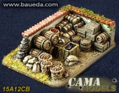 15A12CB Food Stash and Command Base