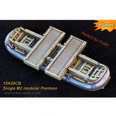 15A20CB Single M2 Modular Pontoon Bridge Extension