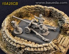 15A25CB Medium Battery Emplacement (desert)