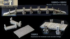 15BRX Modular Wooden Jetty
