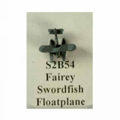 S2B54 Fairey Swordfish Float x5