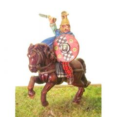 CE23 Mounted Celtic Noble