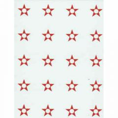 DD7 Five Pointed Star for Oval Shield
