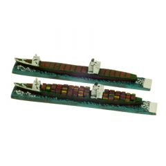 3XM3 Sea Land Finance (container ship) x2