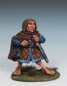 DSM4609 DiTerlizzi Masterworks: Fribbo Lightfinger - Halfling Rogue