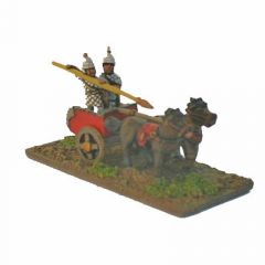 MAM4 Round Chariots, quilt armour