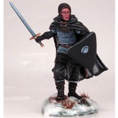 DSM5010 Night's Watch Warrior with Sword and Shield
