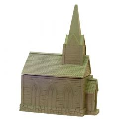 JR1605 ACW Church with lift-off roof