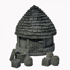 JR6107 Traditional Round House