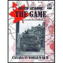 MG3 Micro Armour Canada in WWII