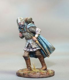 DSM7375 Visions in Fantasy Marching Male Warrior