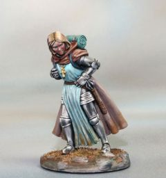 DSM7380 Visions in Fantasy Marching Female Cleric
