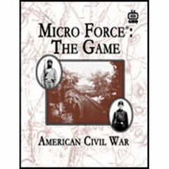 MG6 Microforce The Game - American Civil War