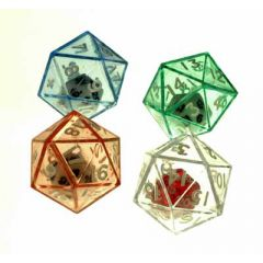 D20 Dice within a Dice