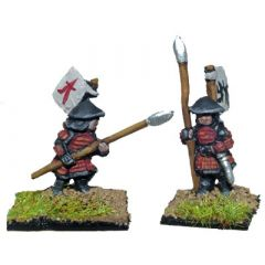SAM6 Ashigaru with Spears