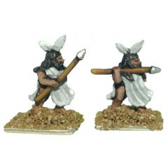 OKD6 Infantry with Axes and Spears