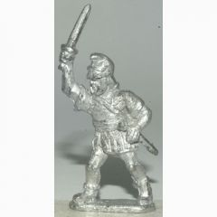 AS55 Officer, Sword and Cuirass