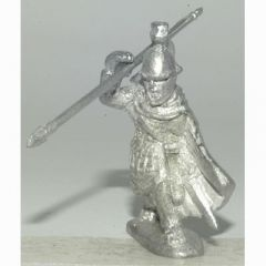 C26 Officer with Sword and Spear