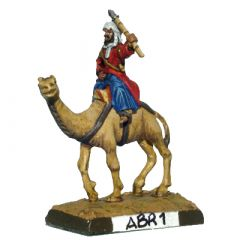 ARB1 Arabs with Spears, riding Camels