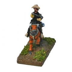 SUL24 Boer or Colonial Horse with carbine