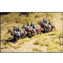 GHQ ACW14 United States Mounted Cavalry, Walking