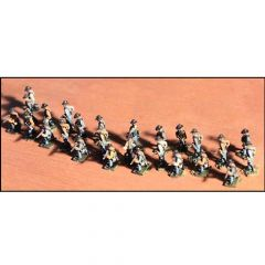 GHQ ACW30 Confederate States Dismounted Cavalry