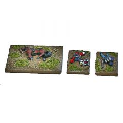 ACW401 Infantry Casualties or Markers