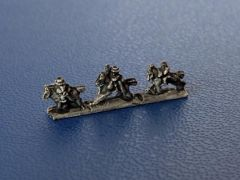 ACW 607 Cavalry strips with no Command x15