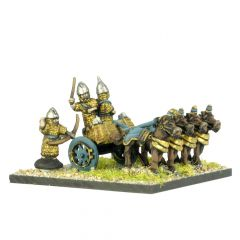 AEM11 Early / Middle Square Assyrian Chariots