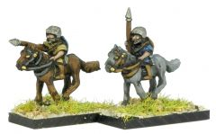 AEM14 Early / Middle Assyrian Cavalry with Spear and Shield