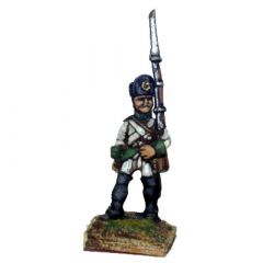 AHU4 Austrian Fusiliers, march attack
