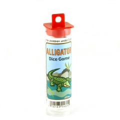 Alligator Dice Game