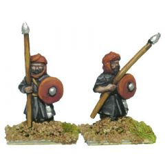 AMQ2 Arab or Bedouin Spearmen