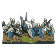 AOK11 Feudal European Levy Infantry