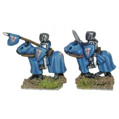 AOK20 Knightly Order Knights with Cappa Clausa