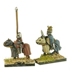 AOK22 Mid to Late Medieval Mounted Command