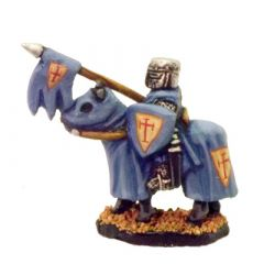 AOK4 12-13th Century Barded Knights, including Knightly Orders