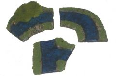 ARV6-6 River Pack, Small Sections, 1 inch, (3 piece)