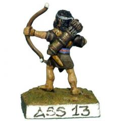 ASS13 Assyrian Battle Array Bowmen