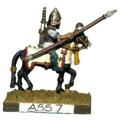ASS7 Assyrian Elite Cavalry Spear and Bow