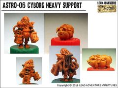 ASTRO-06 Cyborg Heavy Support