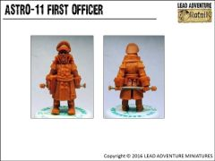 ASTRO-11 First Officer