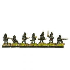 AT105 Austrian Jager Skirmishing