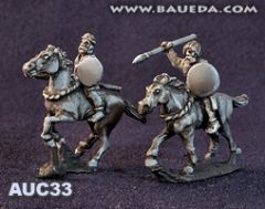 AUC33 Numidian Cavalry with Separate Javelin