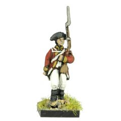 AWB1 British Infantry in Hat, marching