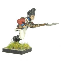 AWB10 Welsh Fusiliers, charging